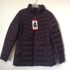 32 Degrees Heat Eggplant jacket size M